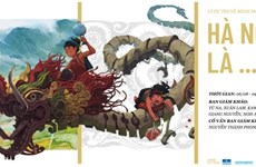 Конкурс рисунков «Ханой - это…»: присоединяйтесь, чтобы лучше понять Ханой