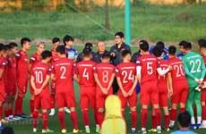 Оглашен список сборной Вьетнама по футболу на матч с Саудовской Аравией в отборочном раунде ЧМ-2022 в Азии