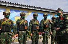 Армейские игры-2021: генерал-майор России высоко оценил мастерство вьетнамских стрелках
