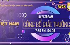 Награждены победители конкурса видеосъемки «Вьетнам в моих мыслях»