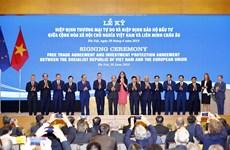 Роль парламентского сотрудничества в продвижении отношений Вьетнама с Европейским Союзом и Бельгией