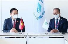 Председатель НС Вьетнама внес 3 предложения о повышении эффективности МПС