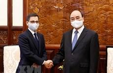 Президент просит правительство Индии предоставить в долг Вьетнаму 10 миллионов доз вакцины от коронавируса