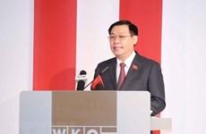 Европейские СМИ освещают визит председателя НС Вьетнама