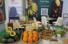 Вьетнамские фермерские продукты представлены на выставке овощей и фруктов в Италии