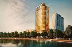 Уникальный отель в самом центре Ханоя