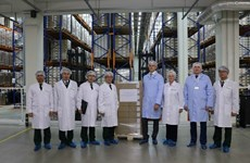 Российские фармацевтические предприятия передали Вьетнаму в подарок препараты для лечения COVID-19