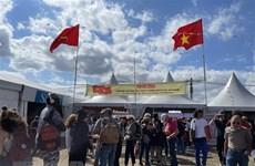 Образ Вьетнама представлен на фестивале французской газеты
