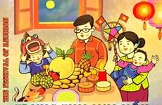 В Императорской цитадели Тханглонг пройдет виртуальная выставка в рамках фестиваля середины осени