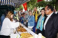 Вьетнамцы, проживающие в Чехии присоединились к фестивалю «Красочная планета - 2021»
