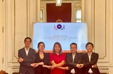 Создан Союз вьетнамских молодежных и студенческих ассоциаций в Европе