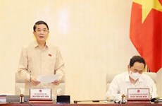 Постоянный комитет НС обсудил результаты работы Государственного аудита и план работы