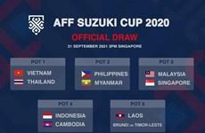 Вьетнам вошел впервую  группу посева  Кубка AFF 2020
