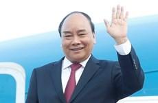 Президент Нгуен Суан Фук отбыл с официальным визитом на Кубу и в США для участия в дискуссии высокого уровня Генеральной Асса