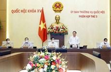 Постоянный комитет НС обсуждает отчеты Правительства, Верховного Суда, Верховной прокуратуры