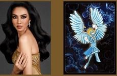 Вьетнамская красавица выбрала национальный костюм с названием «Ангел» на конкурс Miss Grand International