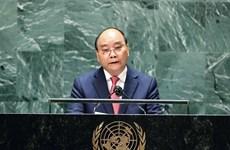 Полный текст выступления президента Нгуен Суан Фука на общих прениях 76-й сессии ГА ООН