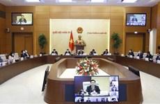 Председатель НС Выонг Динь Хюэ провел рабочую встречу с американскими предприятиями