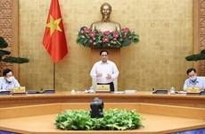 Премьер-министр Фам Минь Тьинь: Социально-экономическое восстановление и развитие во многом зависят от результатов профилактики и борьбы с COVID-19