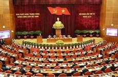 В Ханое торжественно открылся 4-й пленум ЦК КПВ 13-го созыва