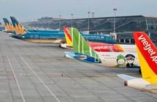 10 внутренних авиамаршрутов предлагается возобновить с 10 октября
