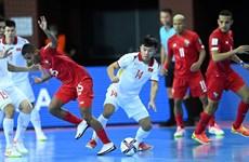 Вьетнам забил «гол турнира» на чемпионате мира по мини-футболу 2021 года