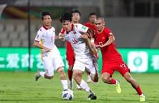 Вьетнам проиграл Китаю в квалификации чемпионата мира