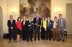 Делегация Национального собрания Вьетнама приняла участие в конференции Межпарламентского союза перед COP26