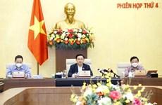 4-я сессия постоянного комитета НС: Срочно разработать программу реструктуризации и восстановления экономики