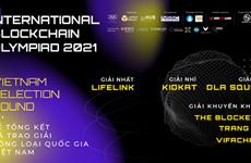 Вьетнамские команды выиграли три приза на Международной олимпиаде по блокчейну 2021 года