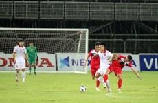 Сборная Вьетнама до 23 лет в товарищеском матче разгромила Кыргызстан со счетом 3:0