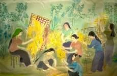 Работы мастеров-художников представлены в Ханое