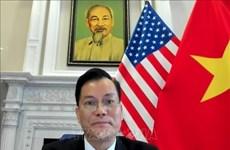 Посол Вьетнама в США принял участие в политическом диалоге партнерства Меконг-США в сфере энергетики и инфраструктуры