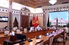 Хошимин стремится к более тесному сотрудничеству с зарубежными странами и местностями