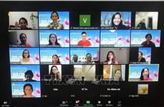 Союз вьетнамских женщин в Малайзии предоставил своим членам бесплатные курсы иностранных языков