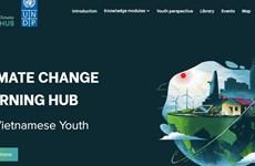 ПРООН представляет новостной портал по изменению климата для вьетнамской молодежи