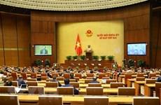 Депутаты НС обсуждают законы, противодействие коррупции