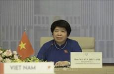 Национальное собрание Вьетнама и парламенты стран Франкофонии способствуют реализации прав человека