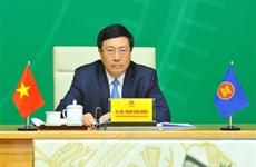 Постоянный заместитель премьер-министра: АСЕАН срочно нуждается в инициативе и творчестве бизнеса для адаптации к новым норма