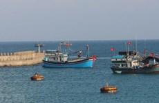Рыбаки Киенжанга получили поддержку для возобновления работы