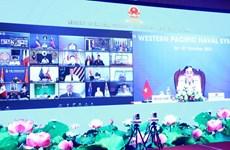Вьетнам принял участие в 17-м симпозиуме военно-морских сил Западной части Тихого океана