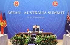 Премьер-министр надеется, что Австралия продолжит поддерживать усилия АСЕАН