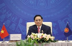 Премьер-министр принял высокопоставленных дипломатов в саммите Восточной Азии