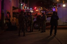 Число жертв нападения на бар в Мексике выросло до 28 человек