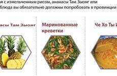 Специальные местные блюда, которые вы обязательно должны попробовать при визите в провинцию Виньфук