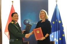 Вьетнам и Евросоюз подписали соглашение FPA