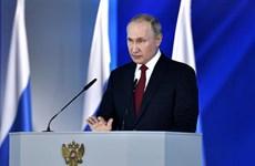 Послание Путина Федеральному собранию. Главные тезисы