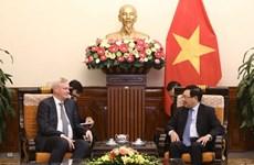 Содействие российско-вьетнамскому сотрудничеству для всеобъемлющего стратегического партнерства