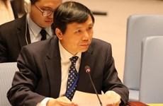 Вьетнам призвал международное сообщество к сотрудничеству по вопросам молодежи на заседании СБ ООН