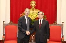 Вьетнам всегда поддерживает американских инвесторов